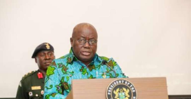 Founders Day: President Akufo-Addo To Propose Legislation