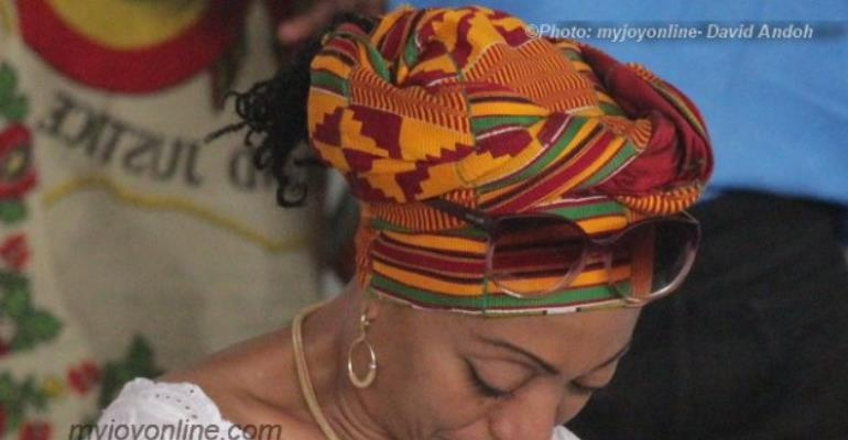 Saboteurs Working Against CPP Progress--Samia Laments On Her Father's Birthday