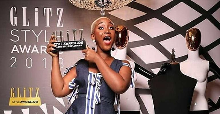 Lharley Lhartey Was Part Of The Glitz Awards Winners But Did She Have Advantage Over Other Nominees?