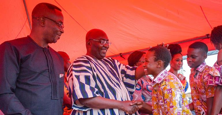 Bawumia Challenges Stakeholders In The Tourism sector