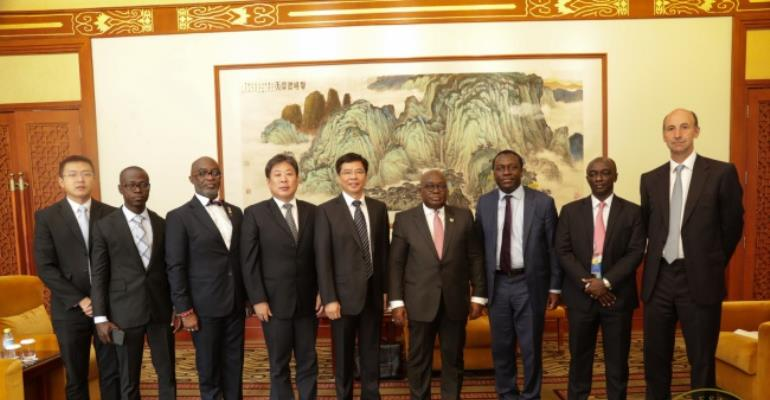 Agreement Signed For The Construction Of Tema LNG Terminal