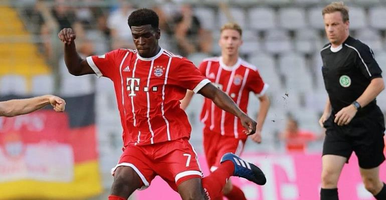 Kwesi Okyere Wriedt Scores As Bayern Munich Rally Back To Beat 1860 Rosenheim