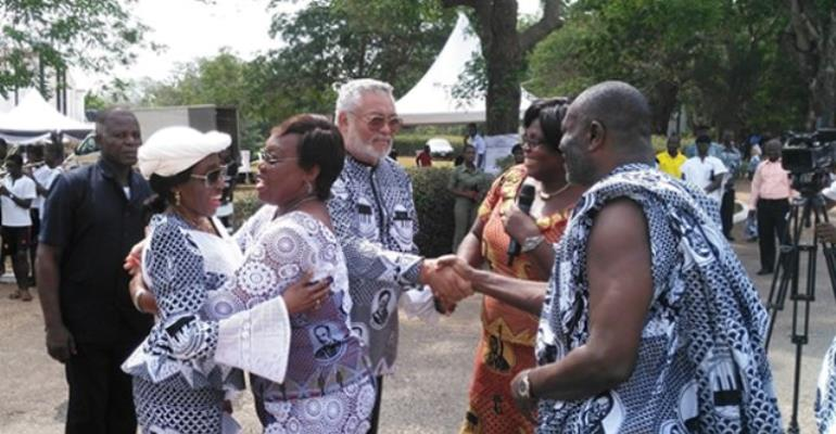 Achimota School holds praise jam to mark 90th anniversary