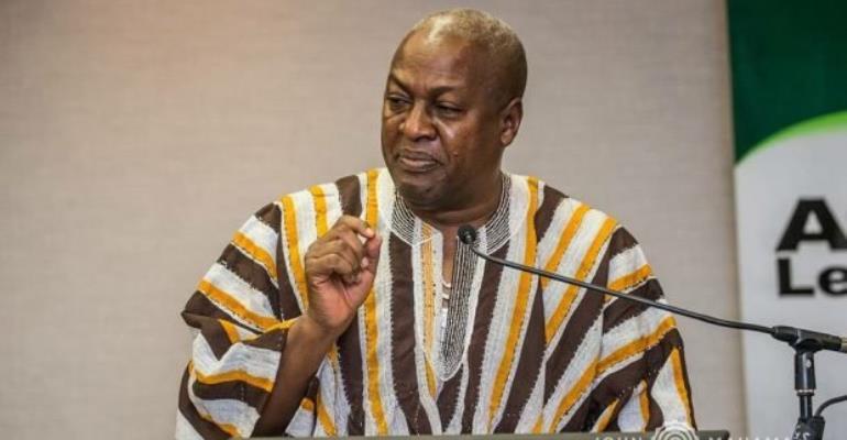 Ivory Coast's threatening letters pushed us to ITLOS – Mahama
