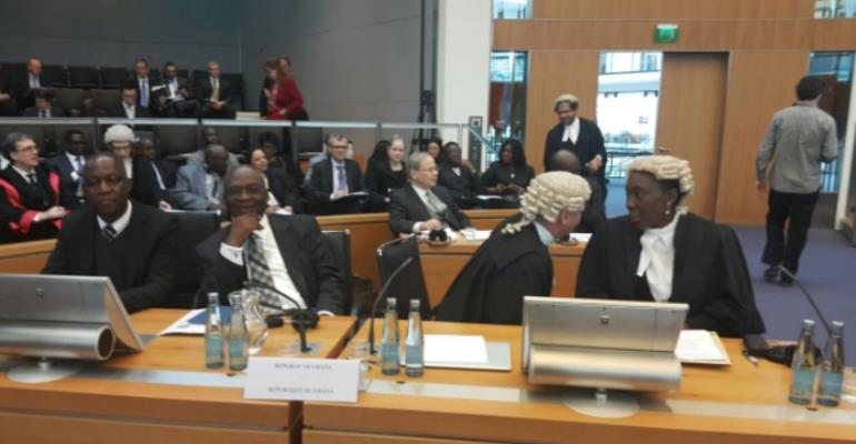 Ghana, Cote d'Ivoire Make Joint Pledge On ITLOS Ruling