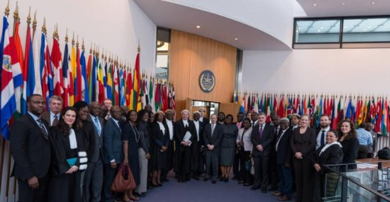 GIGS Commends Ghana, Cote d'Ivoire On ITLOS Ruling