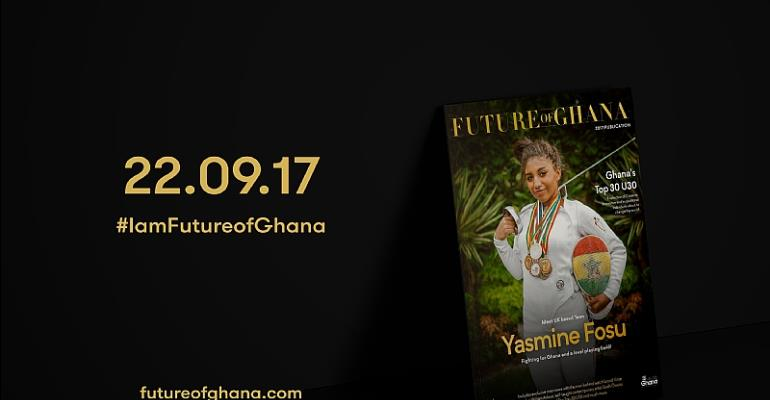 Finally, The Future of Ghana Publication 2017 Is Here!