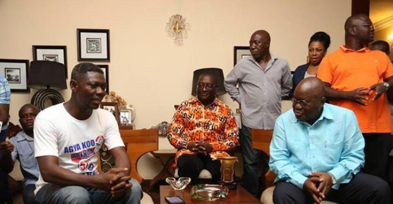 7 Celebrities offered appointment under President Akufo-Addo