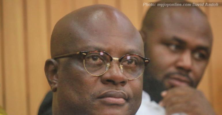 I Know Nothing About Anti-Akufo-Addo Demo In US - Kojo Bonsu