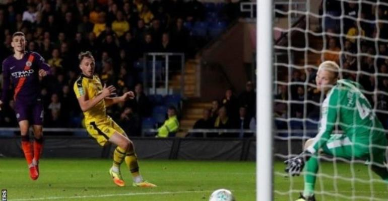 Oxford United vs. Manchester City - Football Match Report