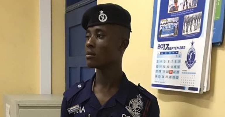 25-year-old Police Imposter Arrested