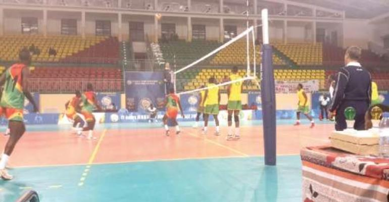 National Volleyball Teams Begin Preparation For 2018 World Cup Qualifiers