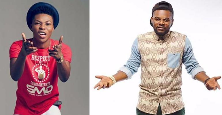 Videos: 'One Corner' Storms Nigeria, Reekado Banks, Falz Go Crazy Over 'Ghana's' Dance