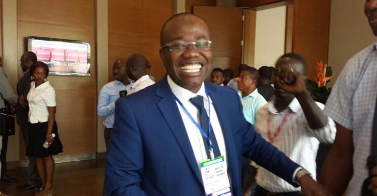 Dreams FC Congratulate Kwesi Nyantakyi