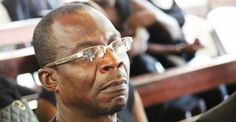 Affail Monney Re - Elected GJA President