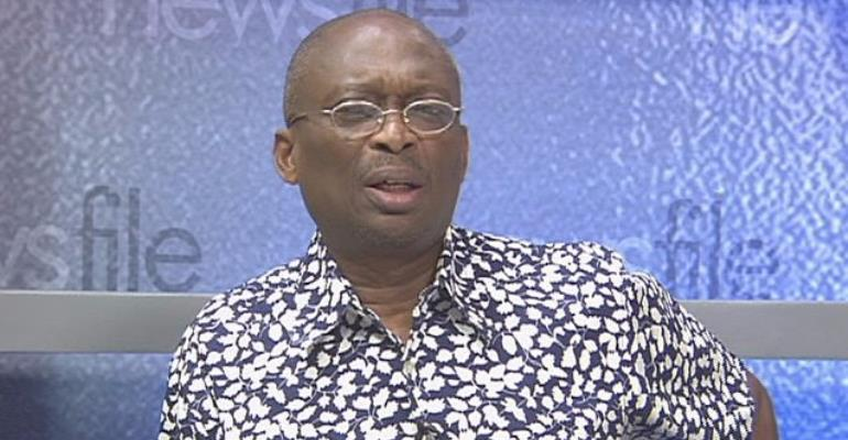 Kwaku Baako Drops Hint Of Issues A-Plus Cited At Korle Bu