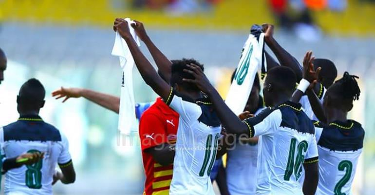Ghana end 2017 AFCON qualifiers unbeaten; set for 21st ...