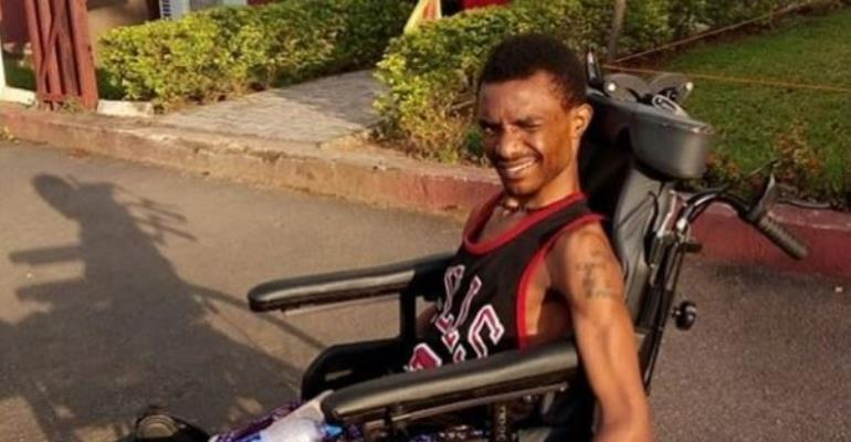 Actor, Henry Onyeka Survives Bullet Surgery, Now on Wheelchair