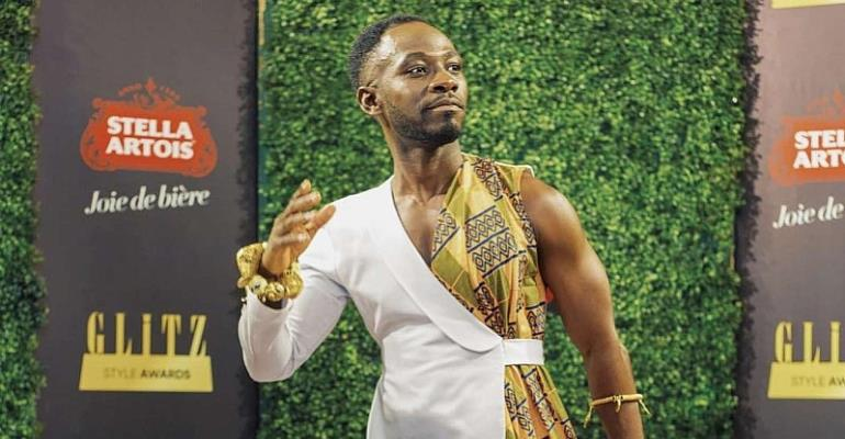Glitz Style Awards: Okyeame Kwame's Outfit A Hit Or A Miss?