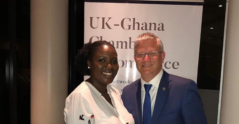 UK Ghana Chamber Of Commerce Hosts Delegation From The United Kingdom