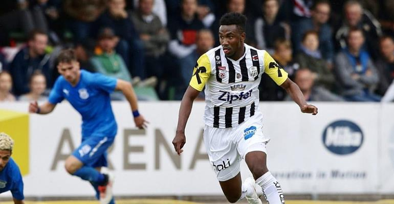 Samuel Tetteh Undergoes Successful Surgery, Set To Be Out For Six Weeks