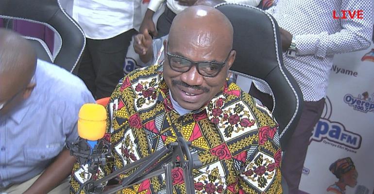 Asante Kotoko CEO George Amoako Bemoans Hearts Fans Behaviour