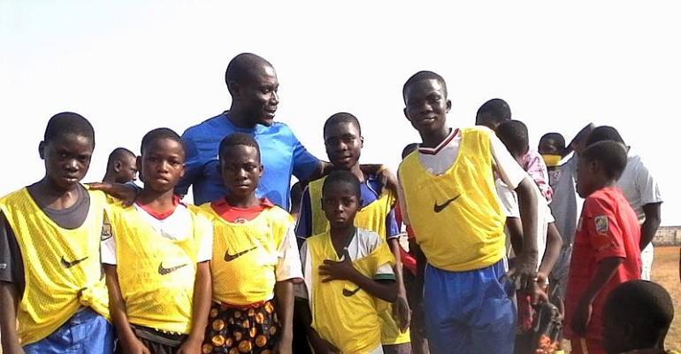 Aspire Football Dreams Finals At El-Wak Stadium
