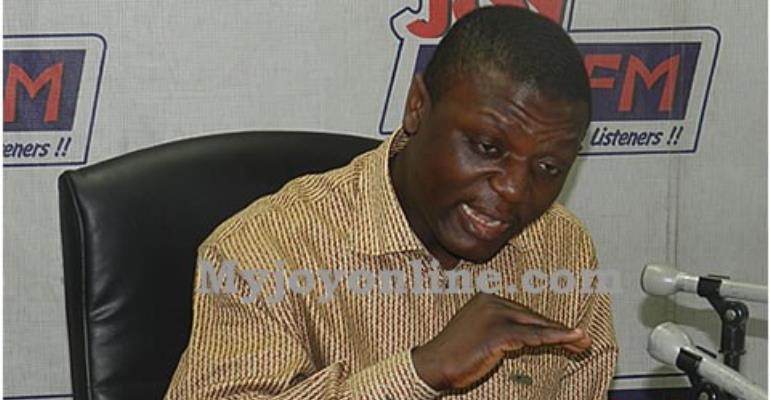 Kofi Adams, Spokesperson for the Rawlingses