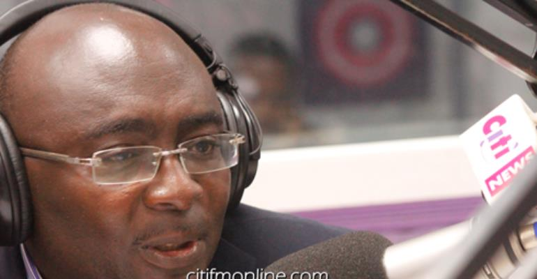 Accra floods: We should collectively blame ourselves – Bawumia