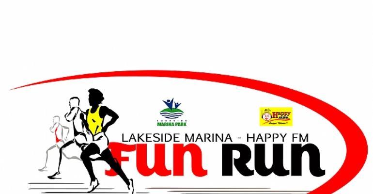 LAKESIDE MARINA/ HAPPY FM 5KM FUN RUN BEGINS REGISTRATION
