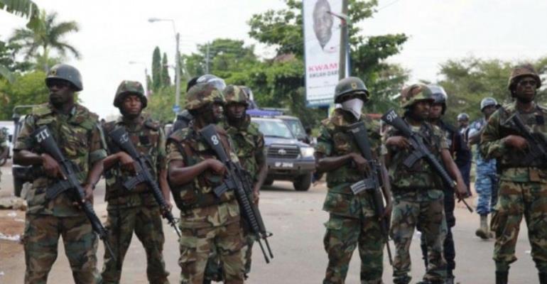 We've No Hand In NPP HQ Raid – GAF