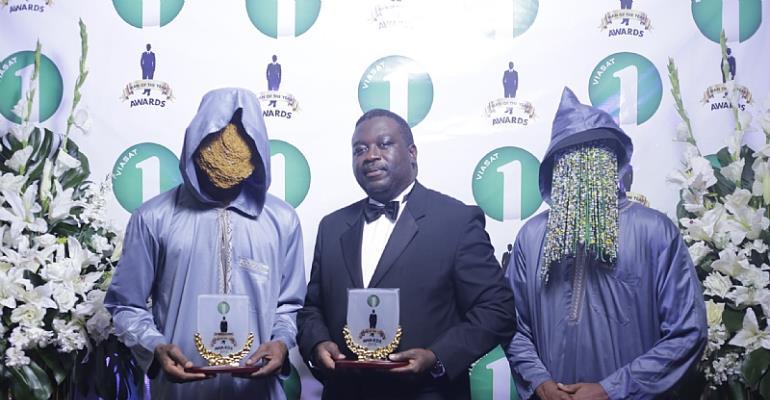 Tullow Ghana CEO, Anas Win Prestigious 2015 Man Of The Year Awards
