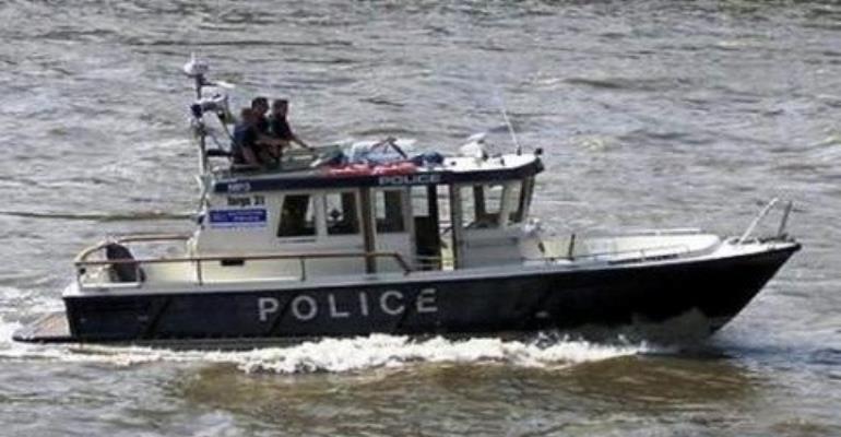Marine Police in Ghana