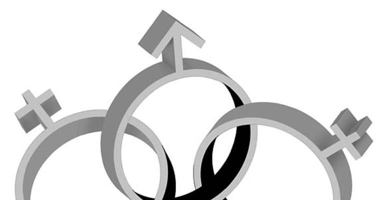 INNATE POLYGAMY CROSSES SEXUAL HARASSMENT