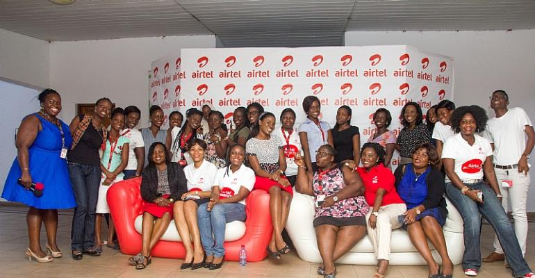 Airtel Ghana Commemorates International Women's Celebration With Talk Series Throughout The Month Of March