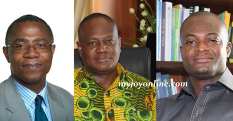 Shake-up at Presidency; Chief of Staff, Dotse Malor, Atuguba out!