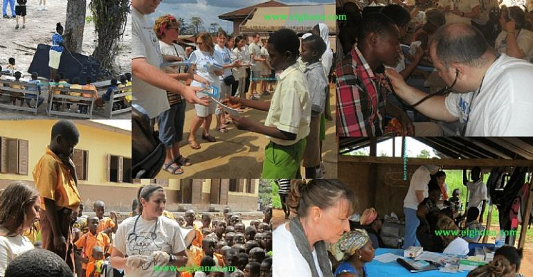 Join our international group volunteer trip to Africa