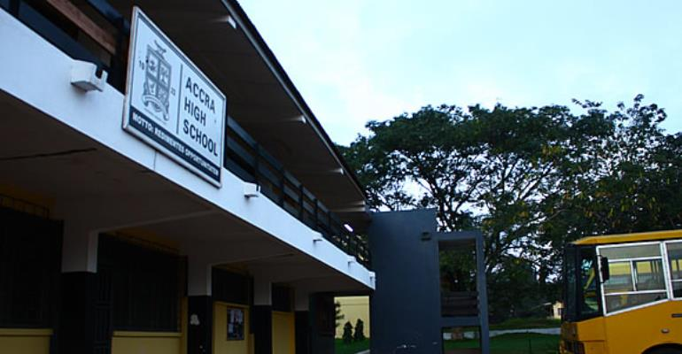 Accra High School:  90 Years and still going