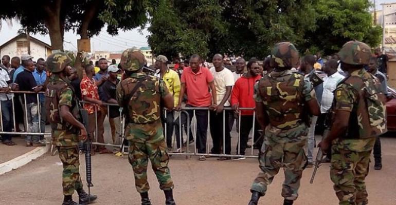 NPP supporters besiege police station demanding Wontumi's release