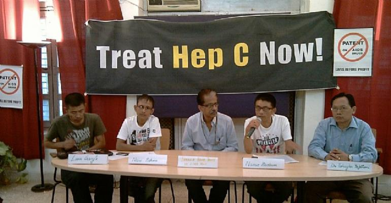 Costly medicines mean debt or death for people with hepatitis C
