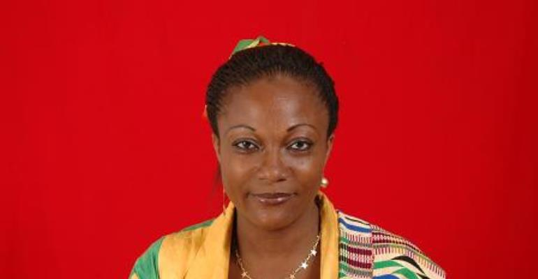 Otiko Afisah Djaba - a remarkable and dynamic politician and ambassador for peace in the Northern Region
