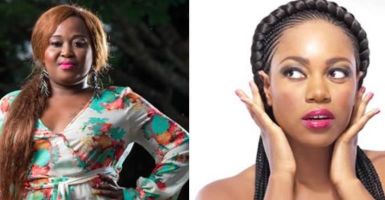 KKD saga: Mimi Divalish slams; Yvonne Nelson tweets 'Karma is a bitch…'