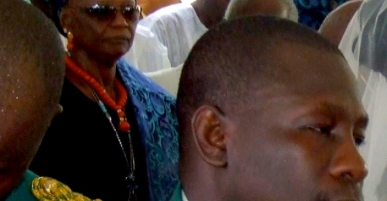 Former President Obasanjo's Son Shot In Mubi By Boko Haram