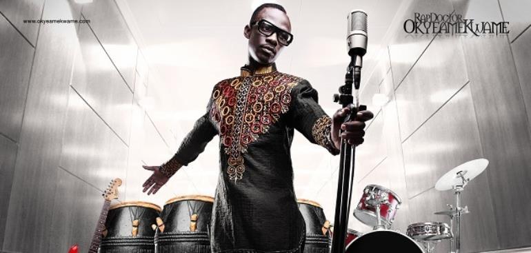 Exclusive: Okyeame Kwame: Businessman, Philanthropist & Best Rapper Alive