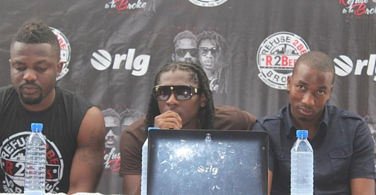 R2BEES LAUNCHES IT SECOND ALBUM: THE REVOLUTION II