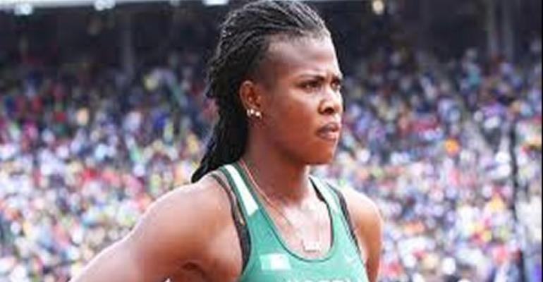 Okagbare Beats World Champion, Wins London Diamond League
