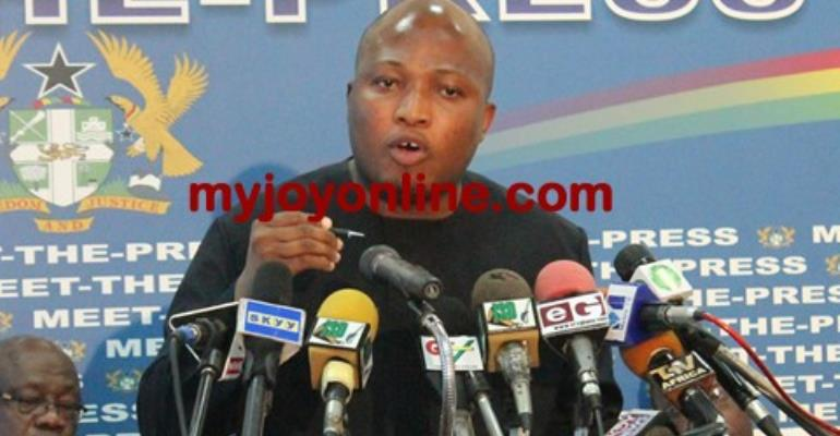Mahama directs security to be on red alert - Okudzeto Ablakwa