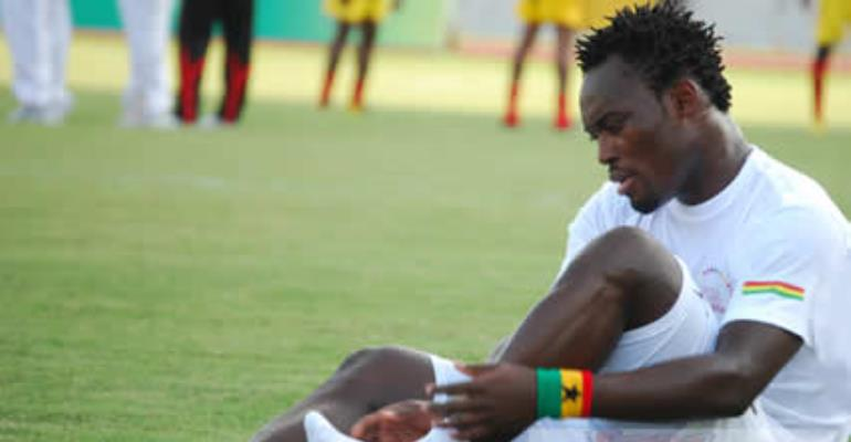 Essien expects Nations Cup upsets
