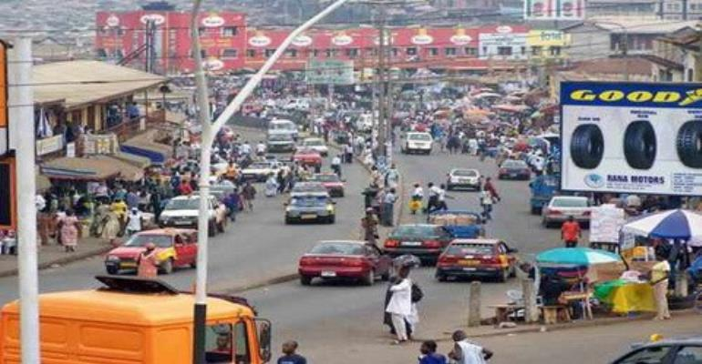 Forecast: Ghana named among world's ten fastest growing economies