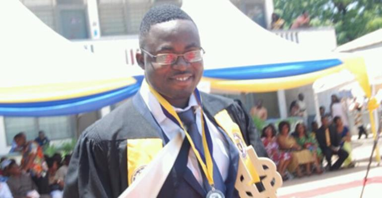 university of ghana thesis Methodist university college ghana faculty of business administration masters of business administration thesis option: for students with.